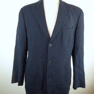 Vintage Emporio Armani navy blue blazer i50 40r